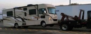 emergency motorhome repairs and service